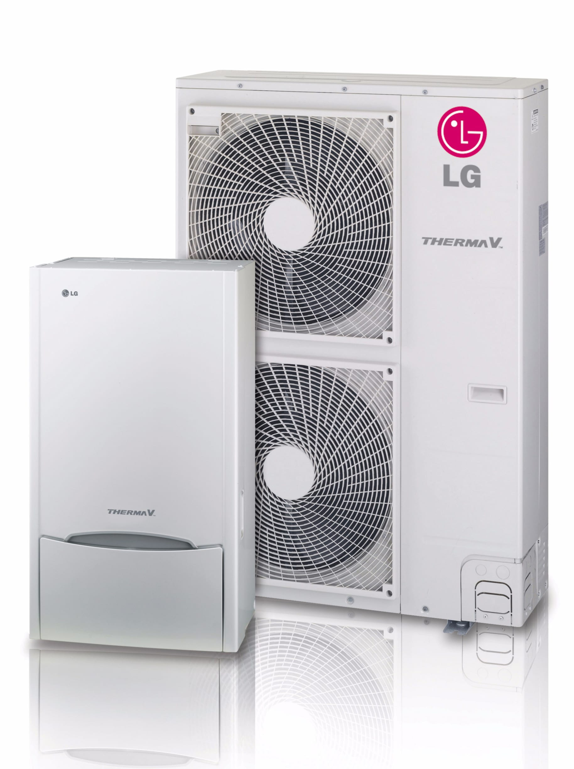 LG ThermaV Air Source Heat Pump